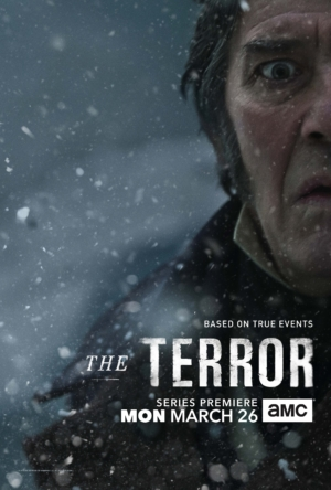 The Terror new character posters are very afraid