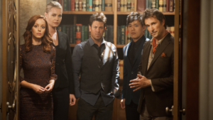 The Librarians cancelled by TNT but there might still be hope