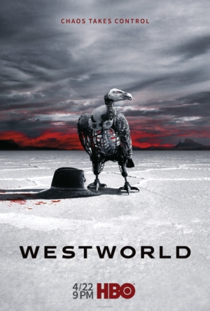 Westworld Season 2 new poster lets chaos take control