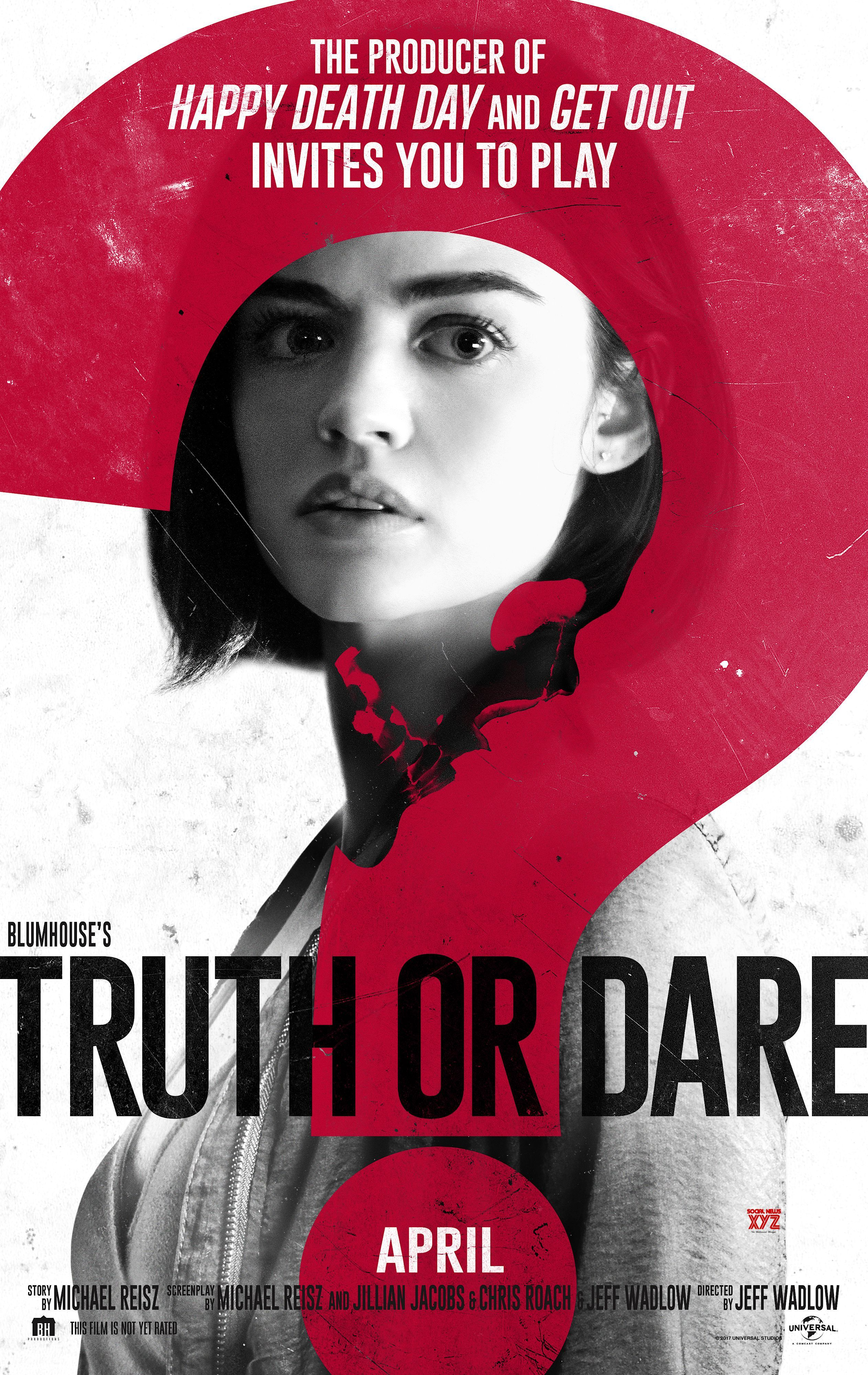 Truth Or Dare film review: the latest Blumhouse horror wants to play a game