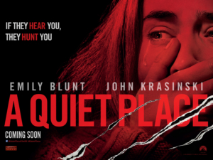 Win A Quiet Place goody bag with our competition!