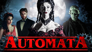 Lawrie Brewster talks Automata, Hex Studios, and old school Gothic horror