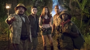 Jumanji: Welcome To The Jungle sequel on the way in December 2019