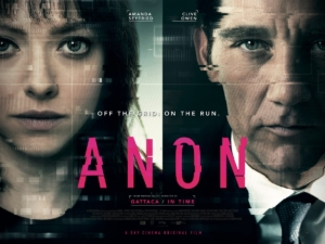 Win tickets to a special screening of Sky Cinema's ANON + Q&A