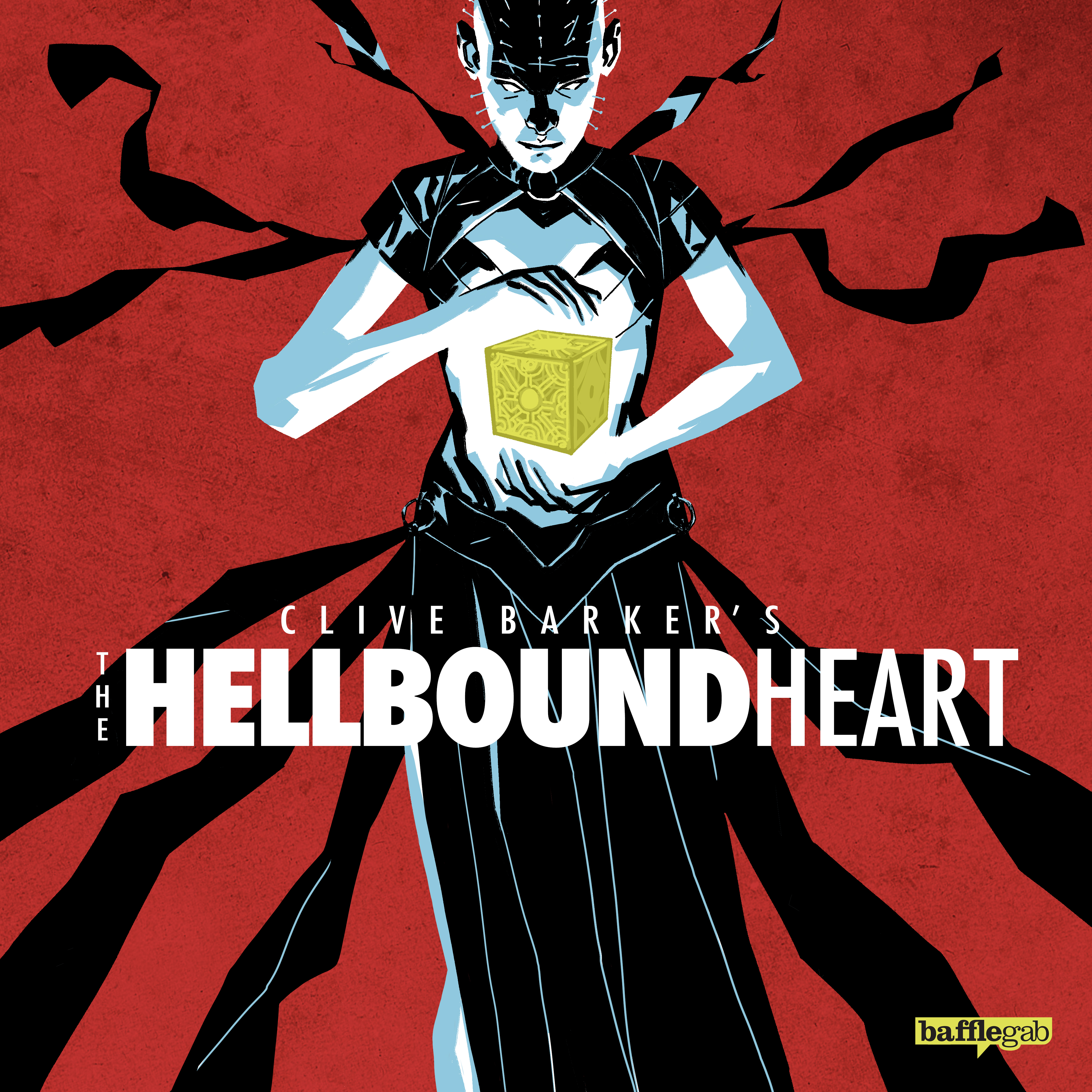 The Hellbound Heart audio review: Bafflegab takes on Clive Barker's classic