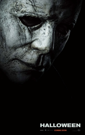 Halloween poster launch gives us our first proper look at Michael Myers