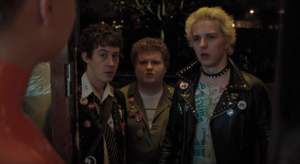 How To Talk To Girls At Parties new trailer and poster are not normal
