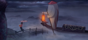Big Fish & Begonia new clip crosses the clouds