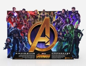 Avengers: Infinity War new poster is dressed to impress
