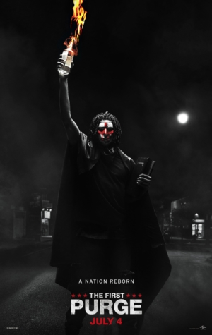 The First Purge new poster rebirths a nation