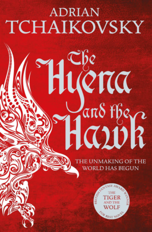 The Hyena And The Hawk author Adrian Tchaikovsky on the shapeshifters you need to know
