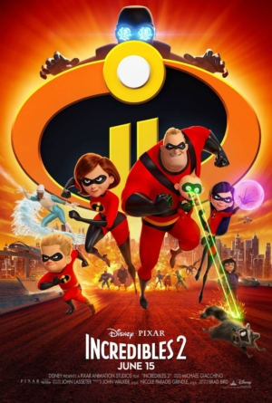 Incredibles 2 new poster rallies the heroes