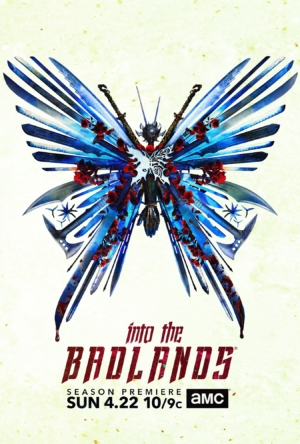 Into The Badlands Season 3 art posters belong in a gallery