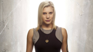 Katee Sackhoff to star in Netflix sci-fi drama Another Life