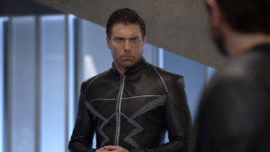Star Trek: Discovery Season 2 casts Anson Mount as Christopher Pike