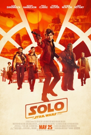 Solo: A Star Wars Story new poster is slick as hell