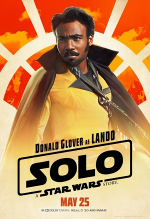 Solo: A Star Wars Story new character posters deserve to be in frames