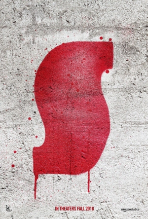 Suspiria remake first poster is all about mystery