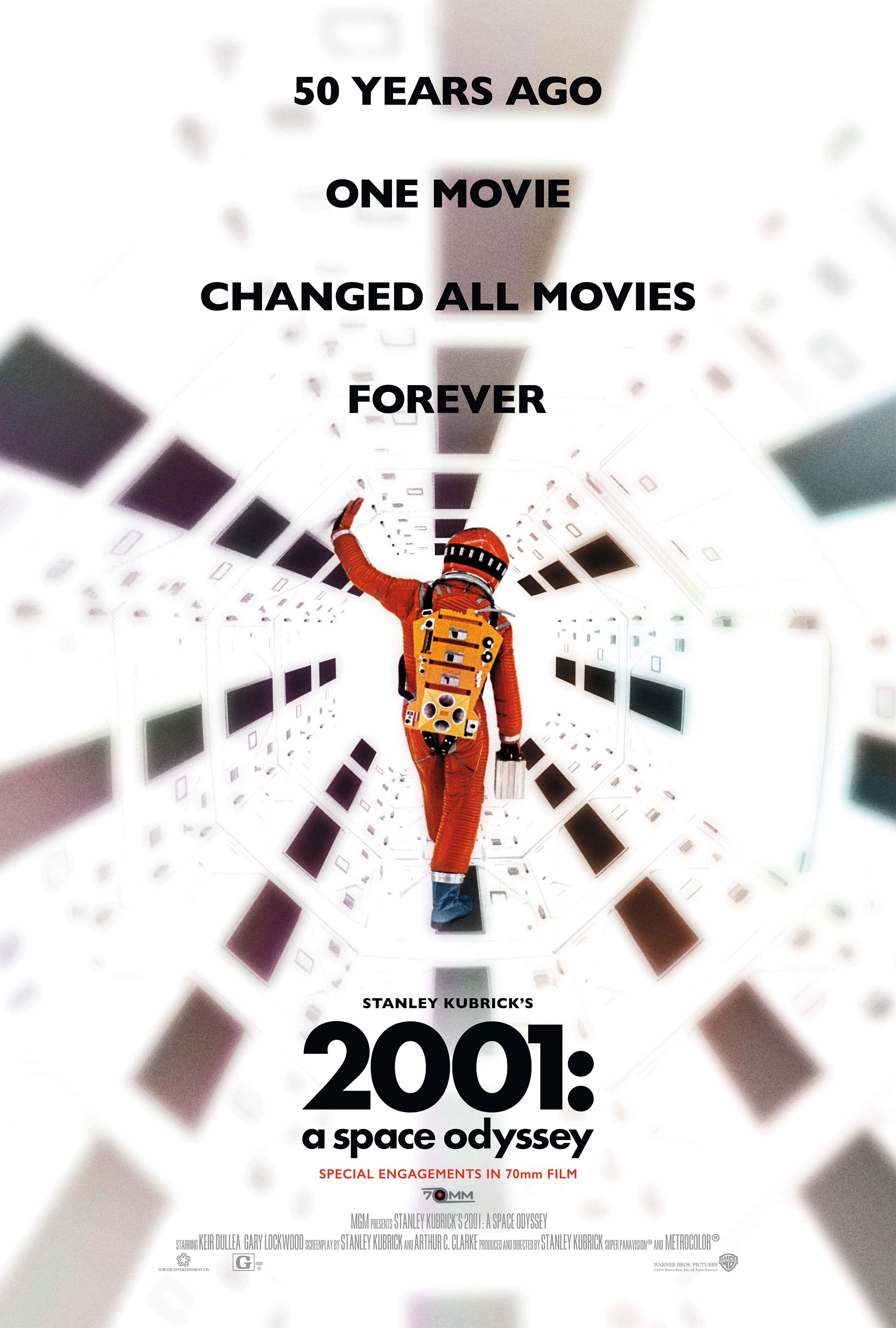 2001: A Space Odyssey 70mm film review Cannes 2018: a magnificent trip
