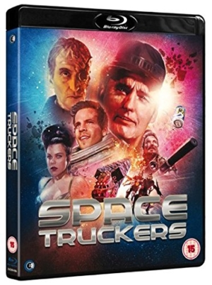 Win a copy of Space Truckers on Blu-ray with our competition