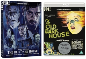 Win The Old Dark House on Blu-ray with our competition!