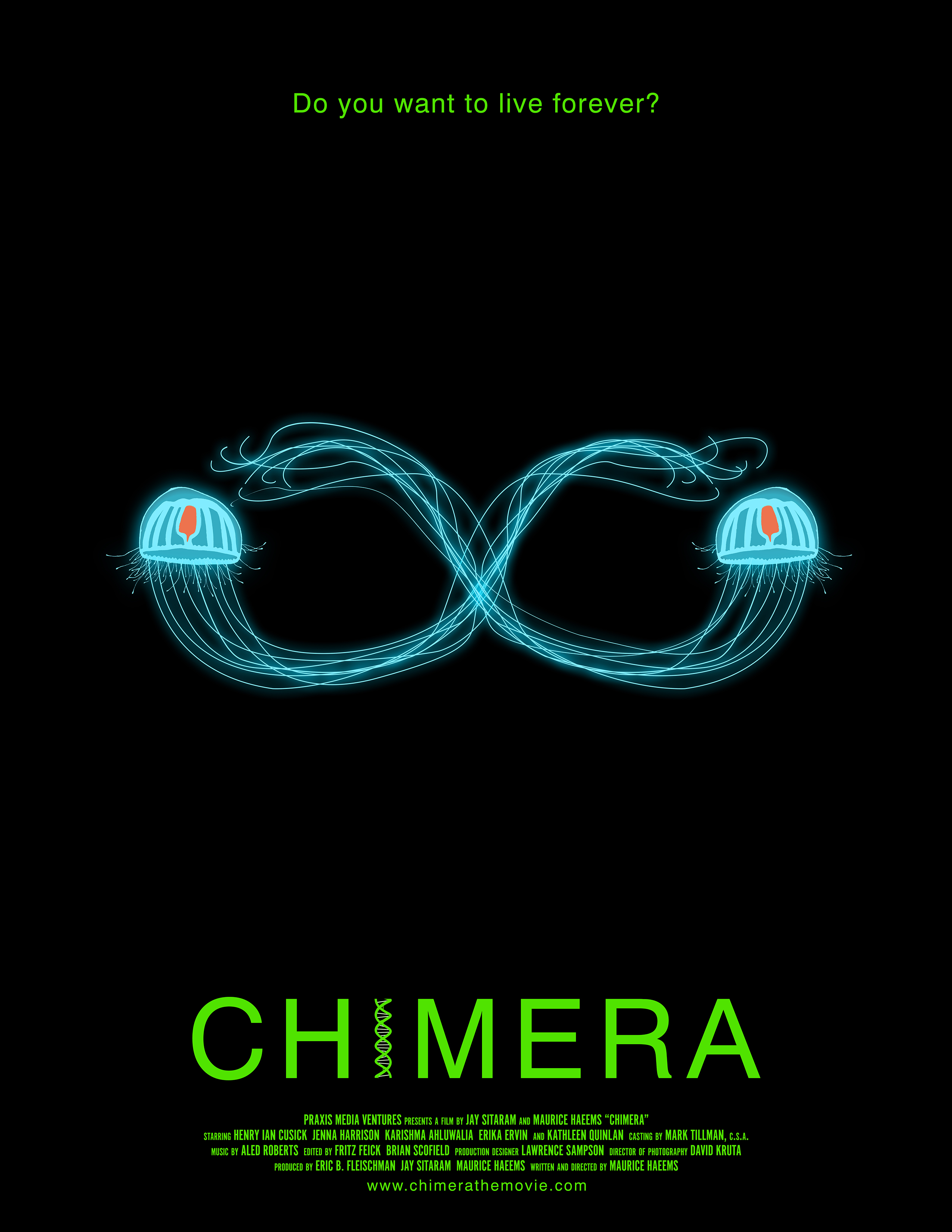 Chimera film review: A desperate scientist's race to find a cure comes with a price