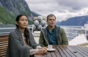 Win Downsizing merchandise: available on digital, DVD and Blu-ray™ 28 May