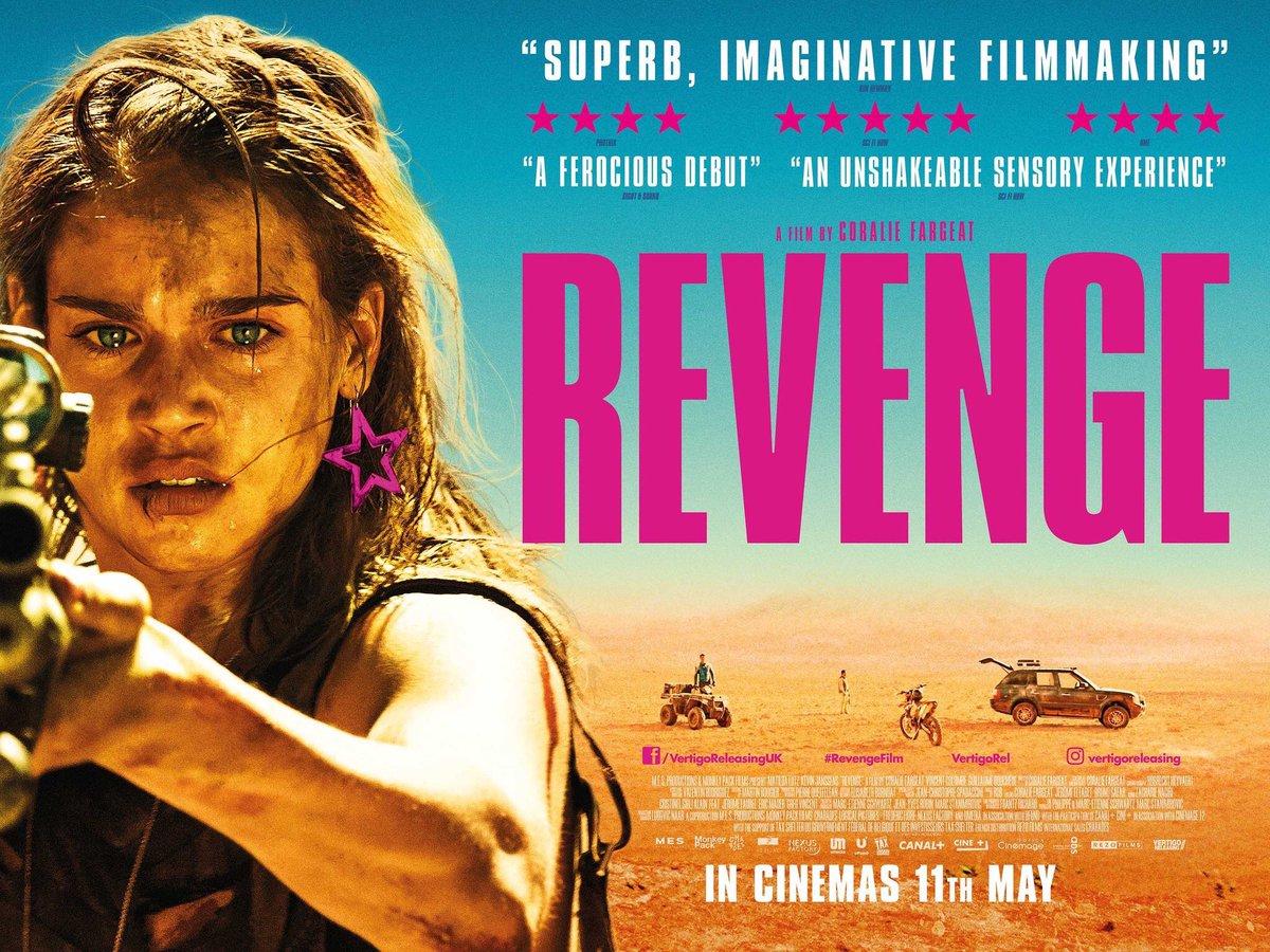 Revenge film review: an unshakeable sensory experience
