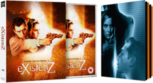 Win a copy of David Cronenberg's eXistenZ on Blu-ray with our competition