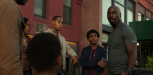 Luke Cage Season 2 new clip is doing the best it can