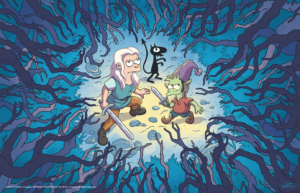 Netflix's Disenchantment offers a release date and a first look