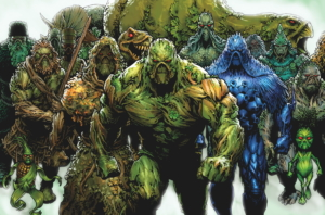 Swamp Thing live-action TV series in the works from DC