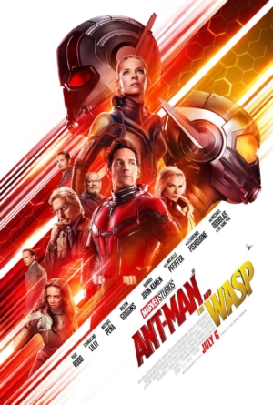 Ant-Man And The Wasp new poster, and a trailer on the way