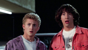 Bill And Ted 3 is happening, like, for real this time