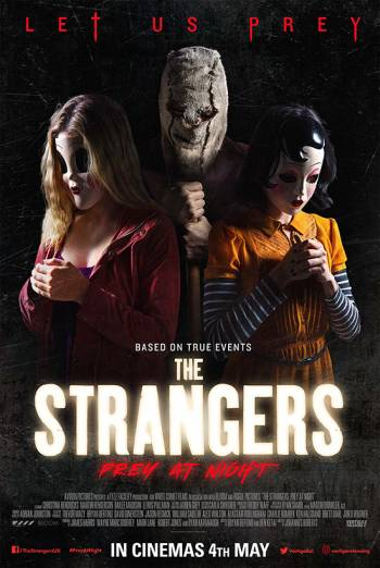 The Strangers: Prey At Night film review: stalkers go slasher