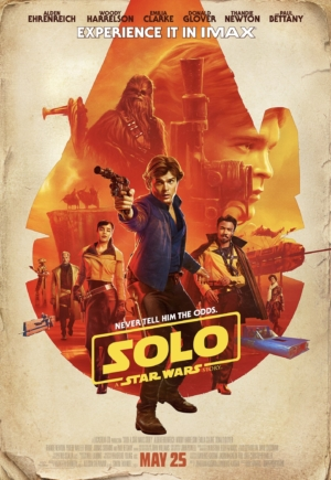 Solo: A Star Wars Story new posters keep coming