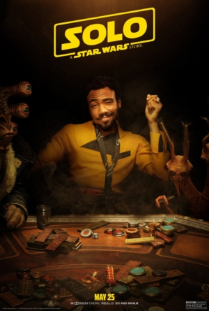 Solo: A Star Wars Story new character posters play their cards right