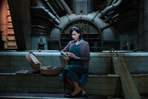 Win The Shape Of Water prize bundle with our competition