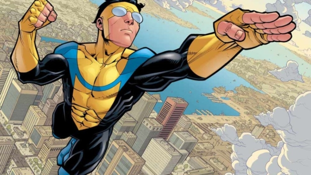 7a005b811cf85 Robert Kirkman's Invincible comic to get an Amazon series | SciFiNow ...