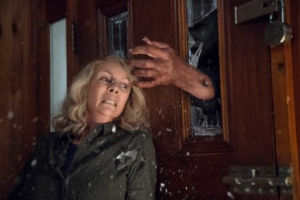 Halloween new pictures Jamie Lee Curtis faces Michael Myers, new plot details