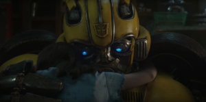 Bumblebee trailer goes for the heroic origin story
