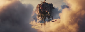 Mortal Engines trailer plunges us to a world of warring roving cities