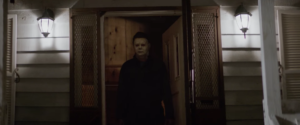 Halloween trailer shows that Laurie is ready for Michael this time