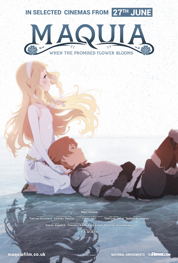 Maquia: When The Promised Flower Blooms film review: a heartfelt anime epic