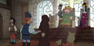 Disenchantment new trailer welcomes you to the past