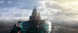 Mortal Engines featurette takes you inside a stunning fantasy world