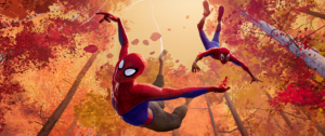 Spider-Man: Into The Spider-Verse new trailer Miles Morales meets Peter Parker
