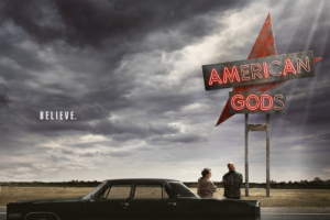American Gods Season 2 casts Sam Black Crow, New Media and Mr Town