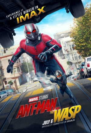 Ant-Man And The Wasp new IMAX poster calls for Giant-Man