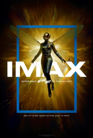 Ant-Man And The Wasp new IMAX poster has Hope